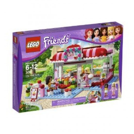 LEGO Friends City Park Cafe 306