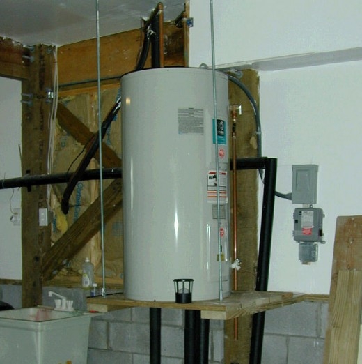 Extend the life of your hot water heater by replacing the anode rod.