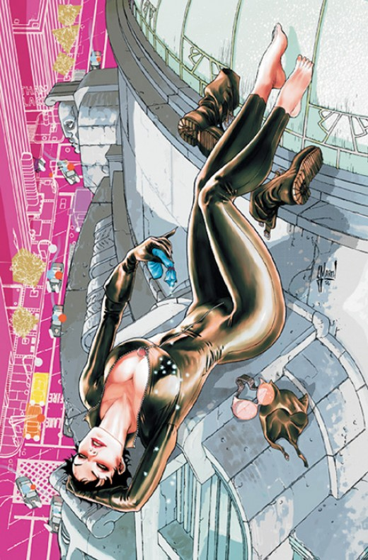 Catwoman #1