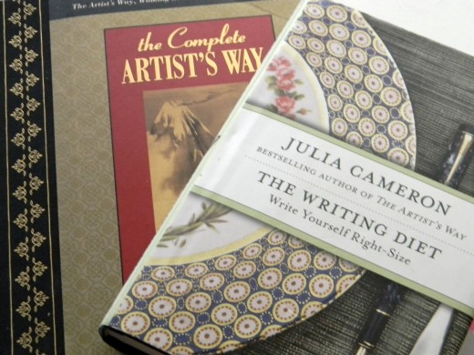 My Favorite Julia Cameron Books