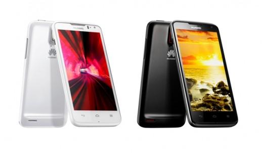 Huawei Announces Ascend D Quad, world's fastest smartphone