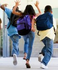 Overweight School Backpacks : How to Reduce Back Pain, Injury Risk