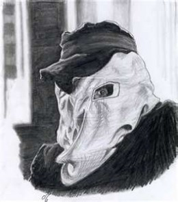 You are not the Elephant Man.