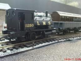 Hornby LMS 'Pug' Dock Saddle Tank 0-4-0ST  -dock shunters, very versatile. Seen in ports moving wagons in the days before large scale containerisation and dieselisation