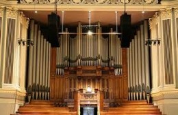 The City Hall Organ