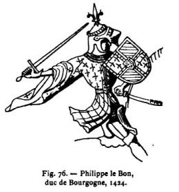 Philip III, Duke of Burgundy - 1424
