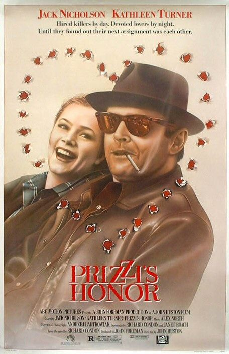 Prizzi's Honor Poster