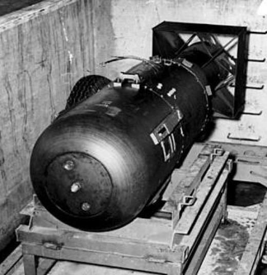 One Israeli nuclear bomb