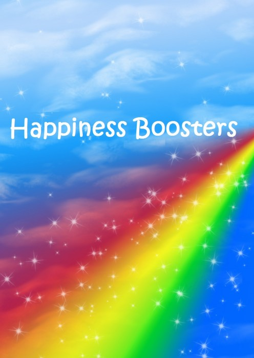 Discover what happiness boosters work for you.