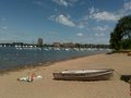 Picture of Lake Calhoun from east shore