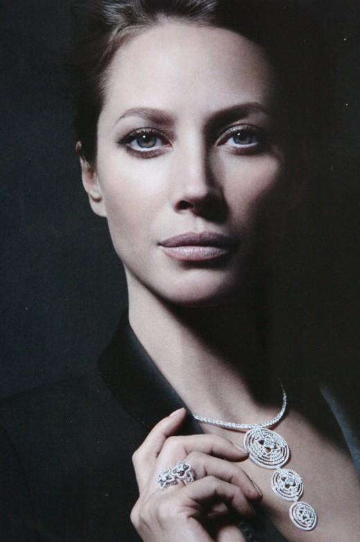 Archetypal Louis Vuitton Woman
