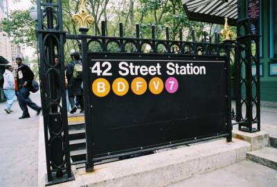 New York's subway system