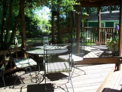 Which deck material is the most cost effective to have installed and to maintain?