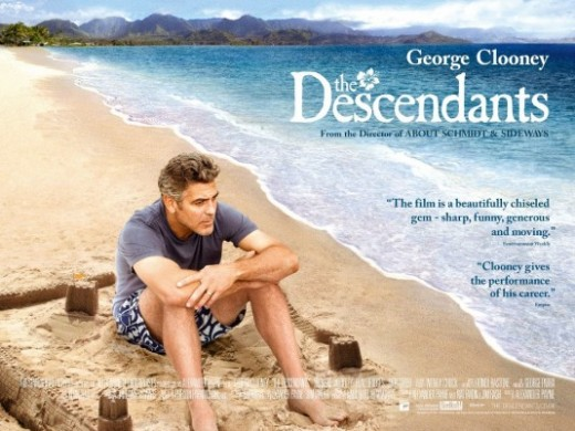The Descendants Movie Poster #2