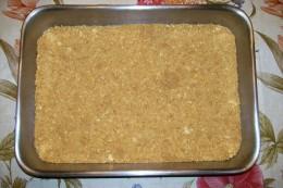 Bottom layer ~ the crust.