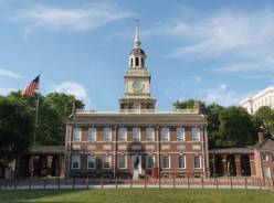 Tourist Destination of the United States: Independence Hall