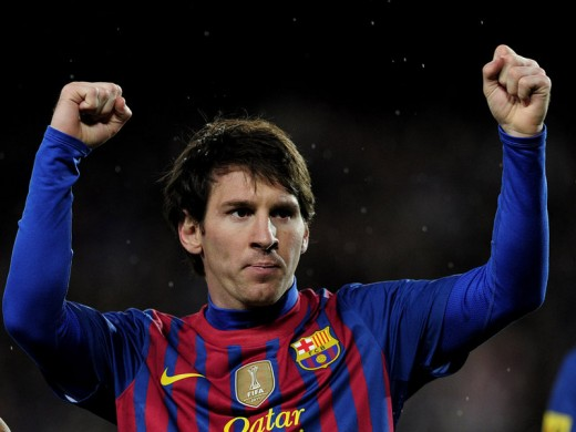 Leo Messi : FC Barcelona's King