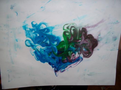 Finished Heart Picture!