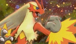 Speed Boost Blaziken - Legal or not?