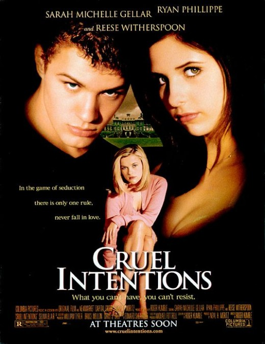 Cruel Intention Poster