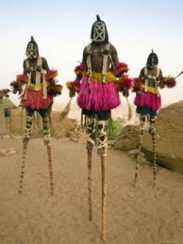 The Dogon People of Mali