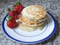 """Kids' Pancakes With Chia Seed """"Sprinkles"""" and Other Healthy Additions"""