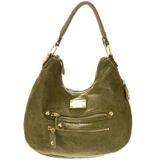 Dylan Croco Shoulder Bag Holiday