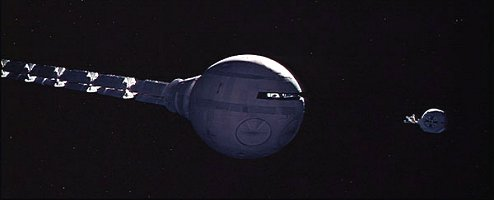 One of the Space Pods Ready to Board Discovery I