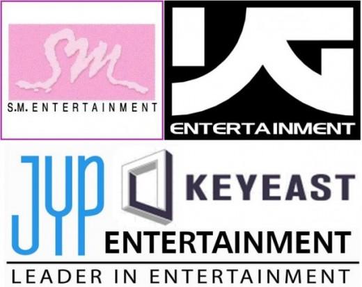 Big 3 Logo's