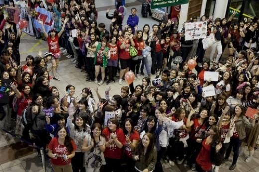 2012 Fans