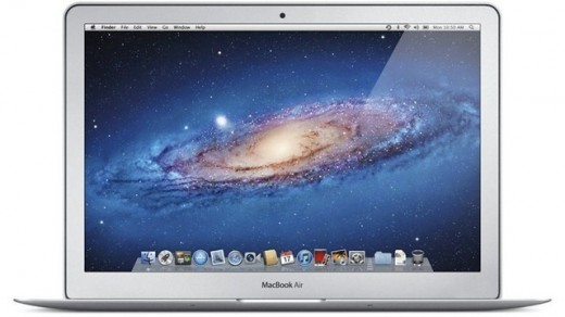 Apple MacBook Air MC965LL/A 13.3-Inch Laptop -  2013 Top 10 Ultimate Birthday Gifts for Men