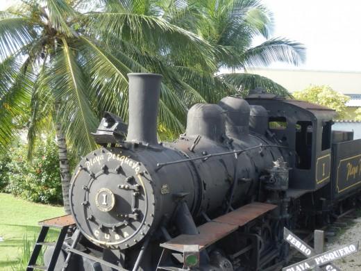 Steam Train, Cuba