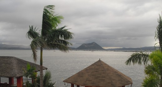 Taal Volcano in Batangas