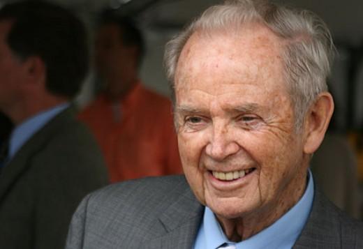 Happy 90th Birthday, Governor Milliken!