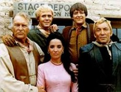 THE HIGH CHAPARRAL- REVIEW OF A WESTERN DRAMA