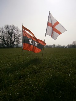 Dutch Warbow Society visit Crecy & Agincourt