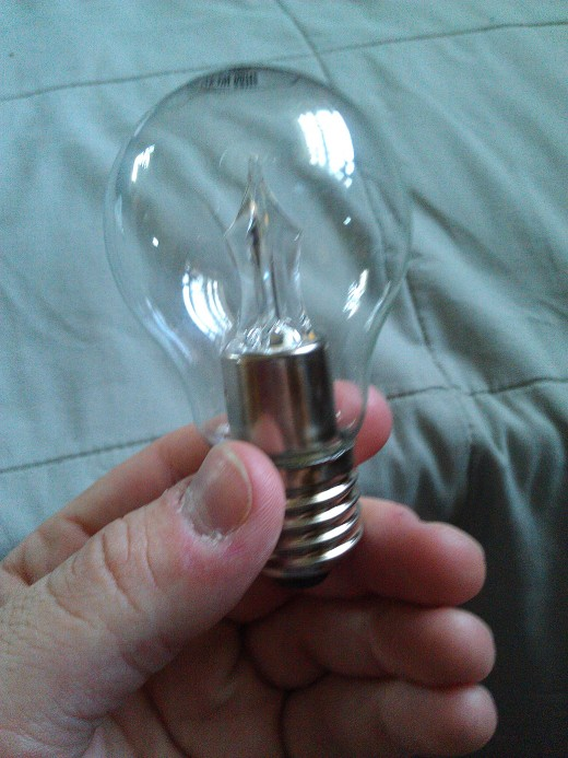 LEDs aren't affected by cold temperatures like CFLs are.  They turn on instantly and at full brightness.