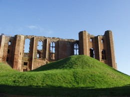 Ruins of Kenilworth, one of John of Gaunt's homes.