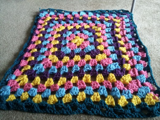 anther example of granny square
