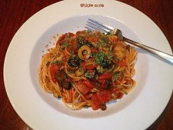 Two Puttanesca Pasta Sauce Recipes