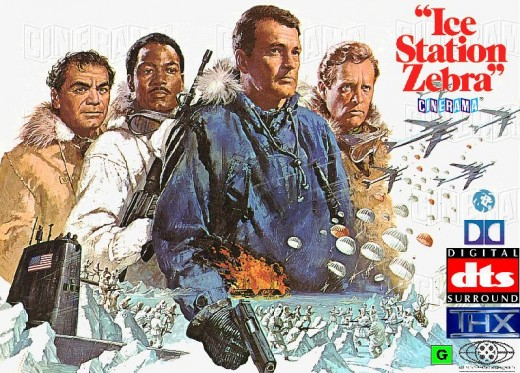 Ice Station Zebra (1968)