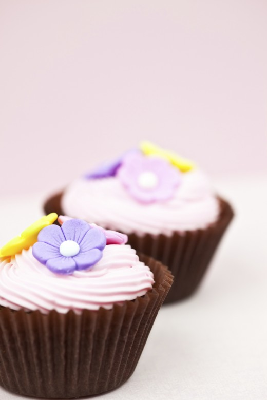 Gluten free cupcakes can be found in bakeries in Toronto's Beaches neighborhood
