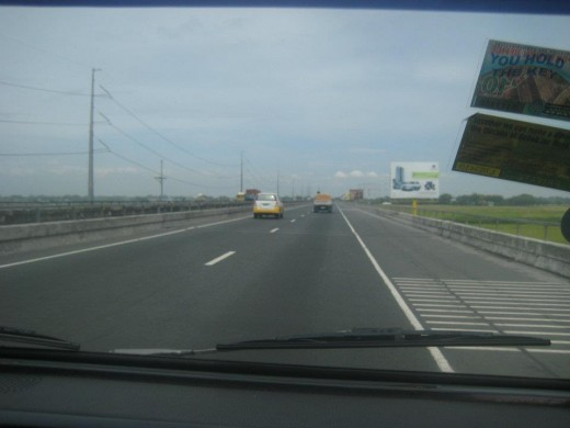 Valenzuela City highway