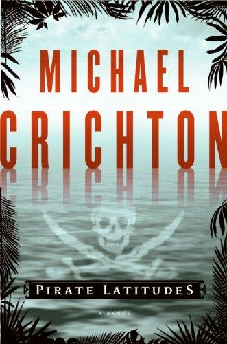 Cover of Pirate Latitudes
