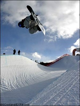 Insane snowboarding tricks