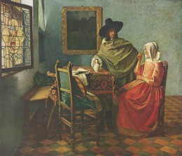 Vermeer, Lacemaker