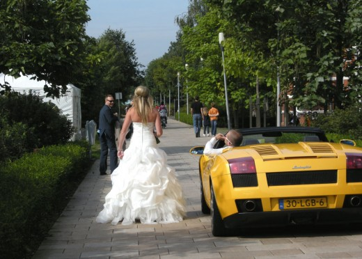 Westergasfabriek is a popular venue for weddings