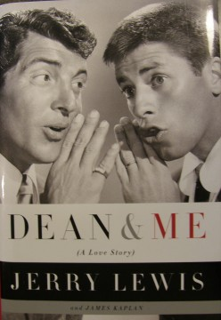 Dean Martin, Jerry Lewis and Me