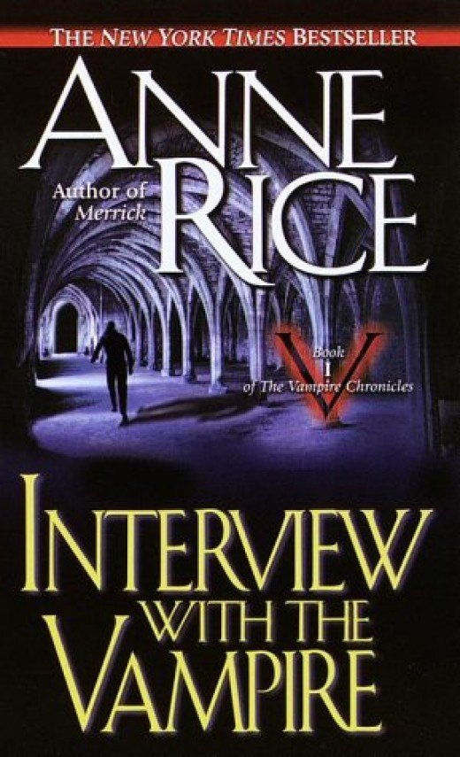 Ann Rice's Interview With A Vampire Was A All Time Favorite