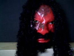 Voodoo mask on eBay